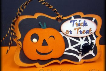 Trick or Treat Tag