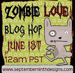 Zombie Love Blog Hop