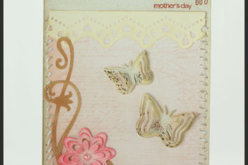 Butterflies for Mother's Day