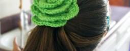 Crocheted Hair Pretty