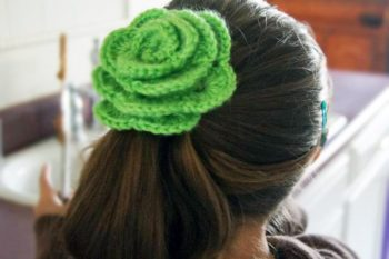 Crocheted Hair Pretty