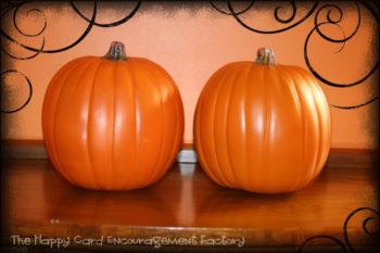 Lil Church Pumpkins