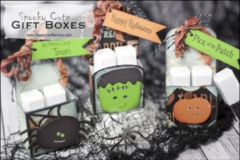 Halloween Nail Polish Gift Boxes