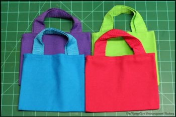 Monogrammed Mini Bags