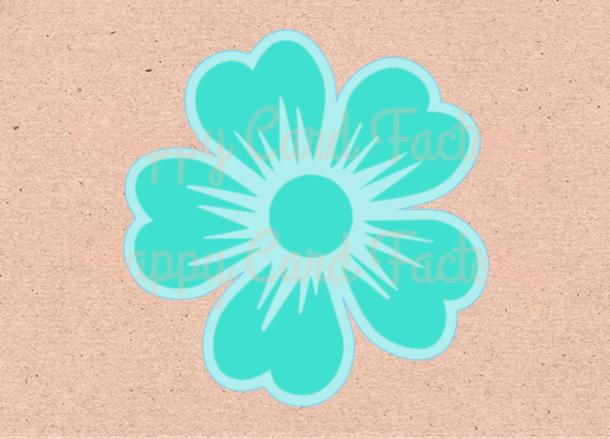 Five-Petal-Flower