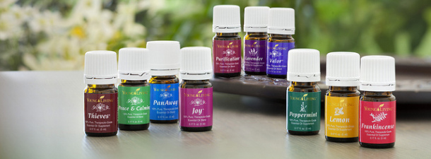 10 Everyday Oils from Young Living