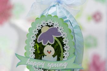 Spring Sweet Sugar Egg