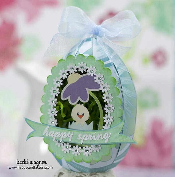 Sweet Sugar Egg