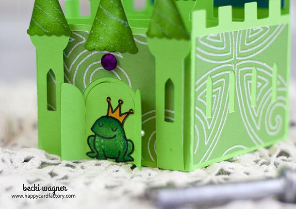Castle Box Card (4)