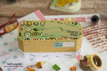 Paperclip Box