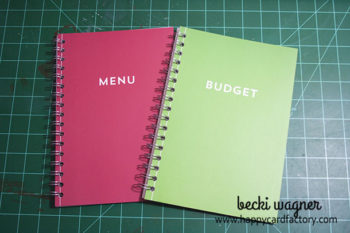 Re-bind Your Michaels Planners