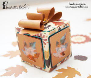 Autumn Shaker Box