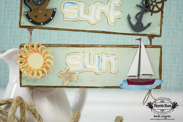 sand surf sun sign 2