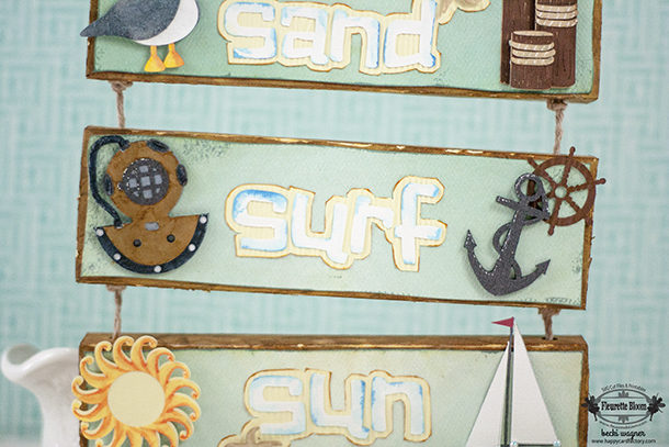 sand surf sun sign 3