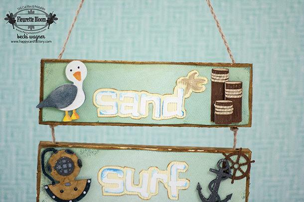 sand surf sun sign 4