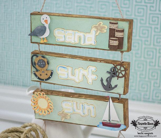 sand surf sun sign 5