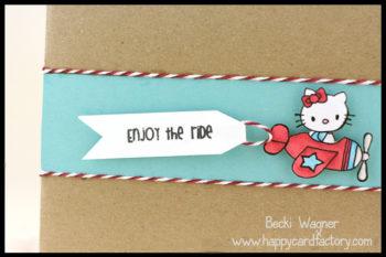 Enjoy the Ride Hello Kitty