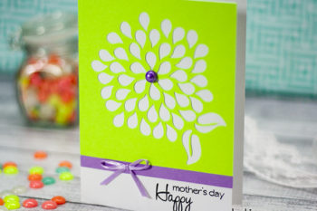 moms mum mother's day card