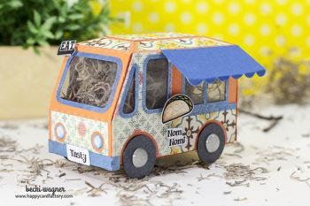 taco truck craft for cinco de mayo